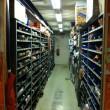 Led tl-verlichting magazijn
