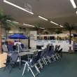Caravan showroom